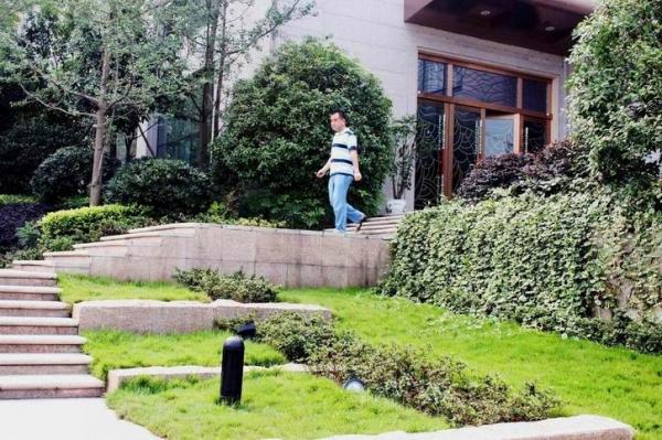 欧洲庭院花园图片 欧洲私家庭院设计图集 欧洲私家 家庭院设计 图集